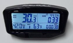 New GEN-3 Updated EXR-RAY VOLT Display